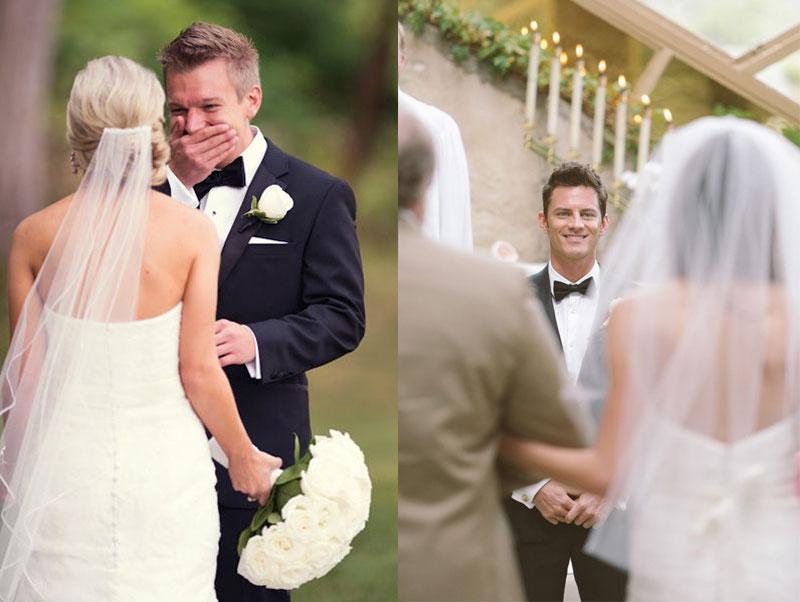 Позы для фотосессии на свадьбе