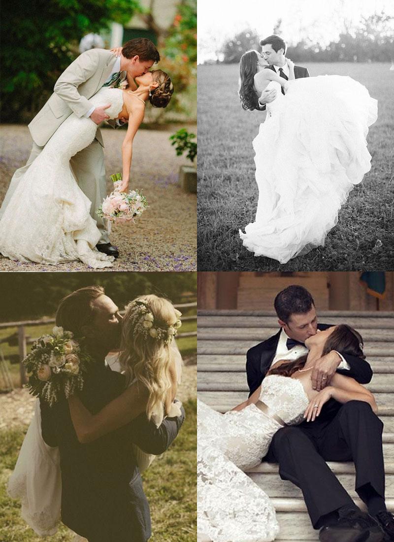 минусы позы для свадебной фотосессии на улице как