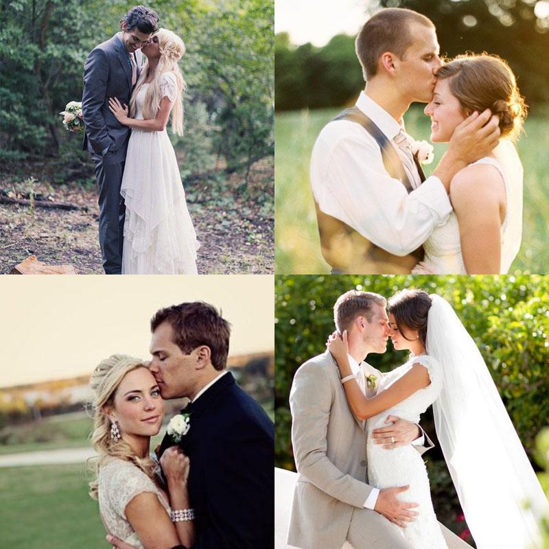 выигрышные позы для свадебной фотосессии долго думая, назвал