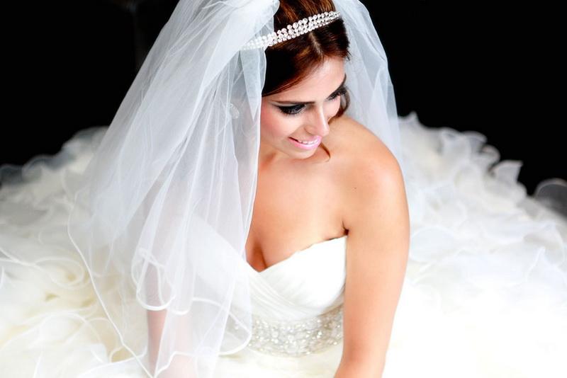Идеи для свадебной фотосессии в студии