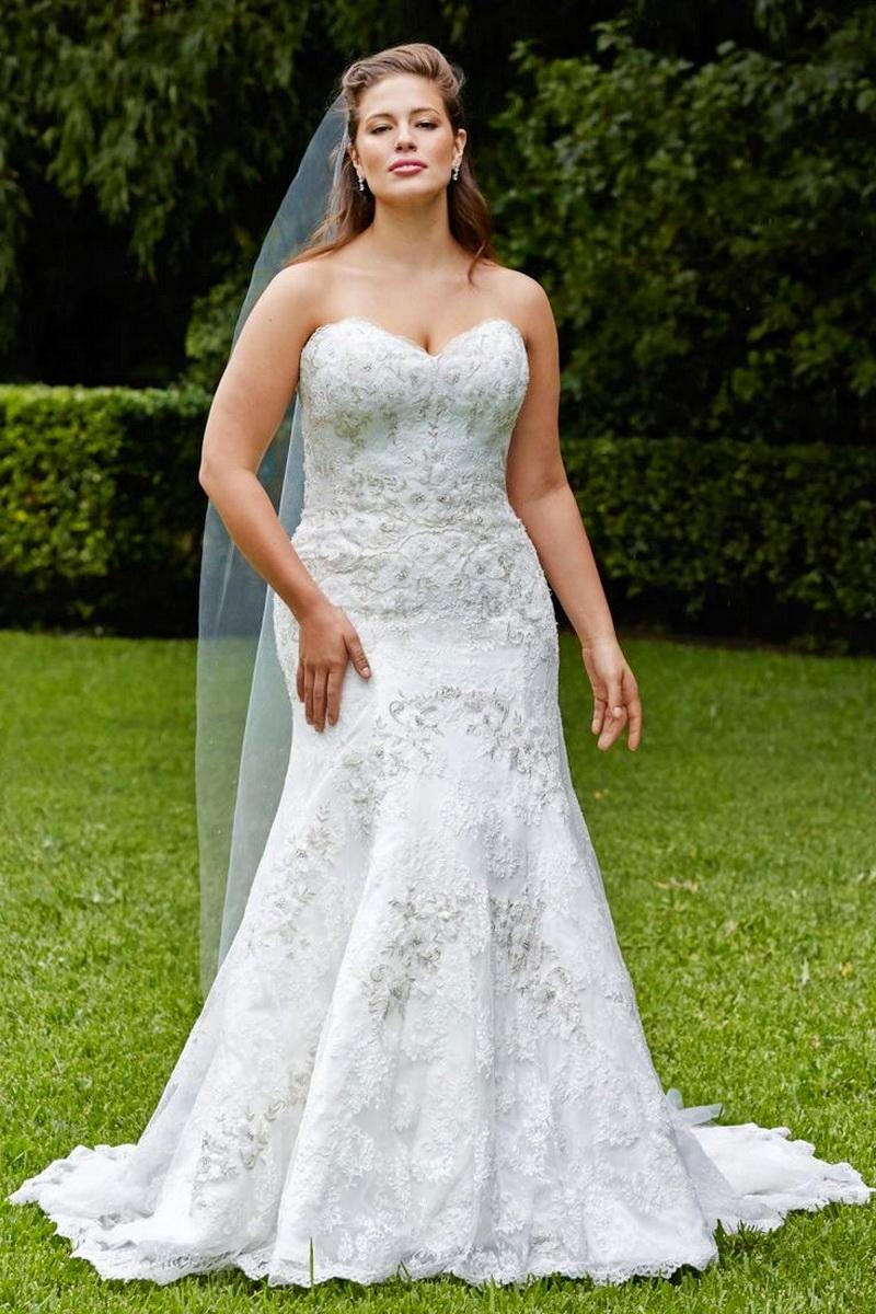 plus size wedding dresses - HD800×1200