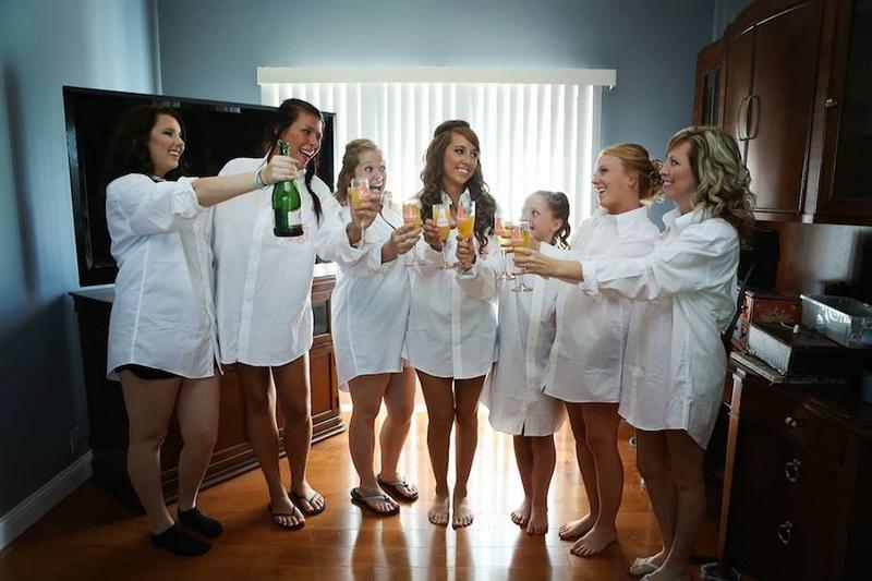 Fun Wedding Ideas Pinterest: Утро невесты и жениха