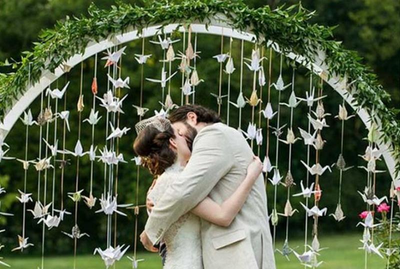 Свадебная арка своими руками фото фото 462