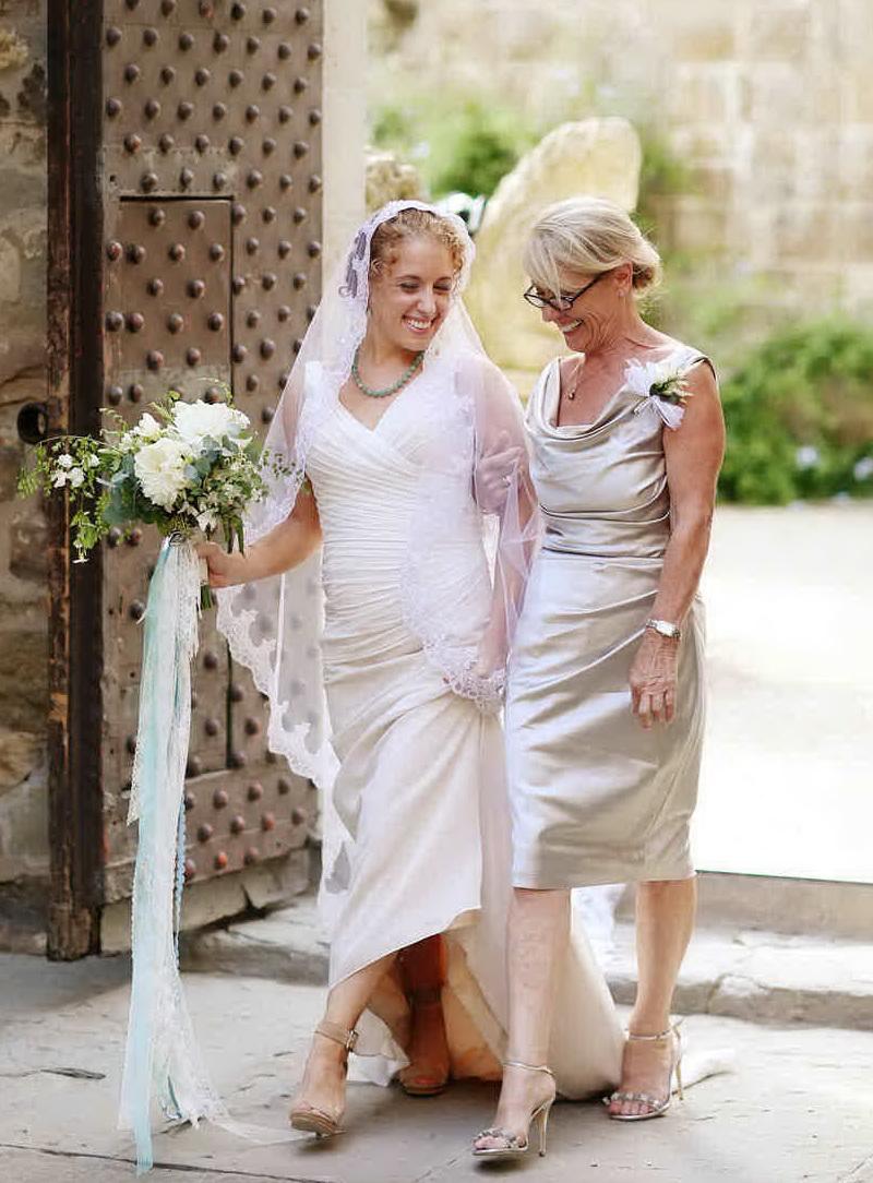 Наряд мамы невесты на свадьбу