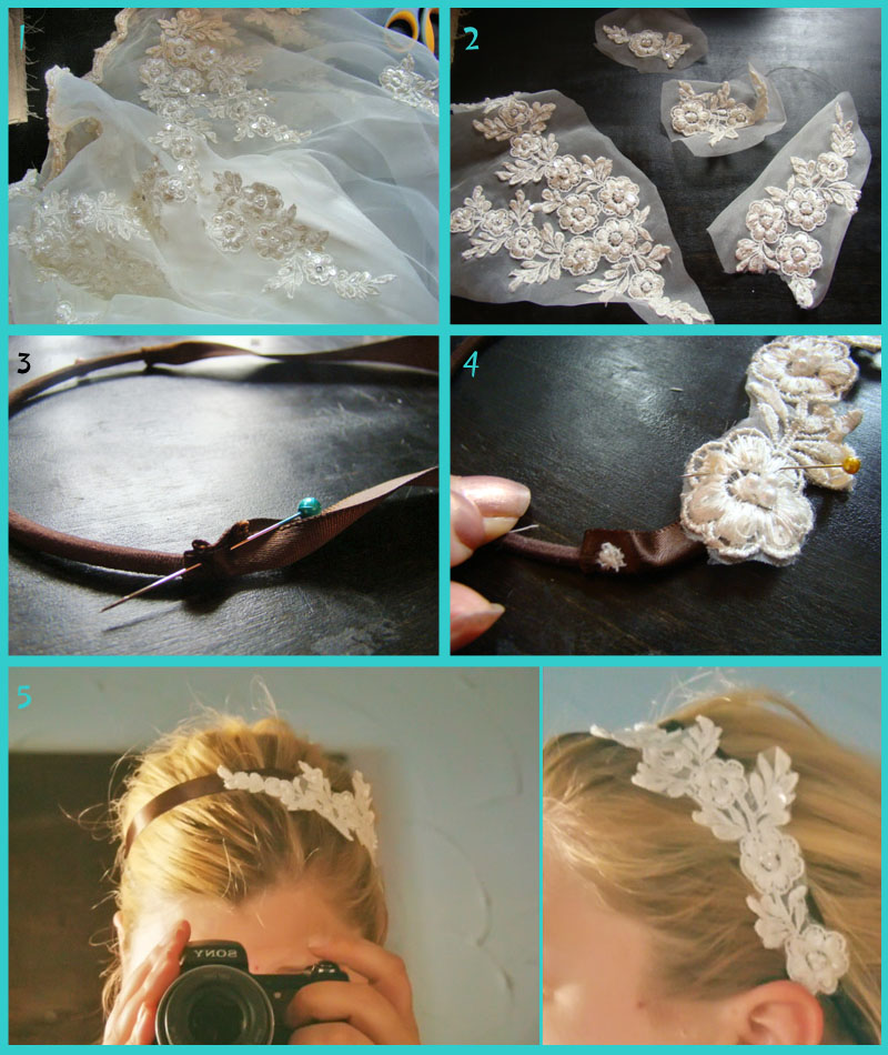 Transform Wedding Dress