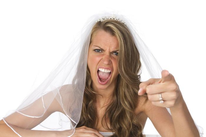 Невесты фото довольные