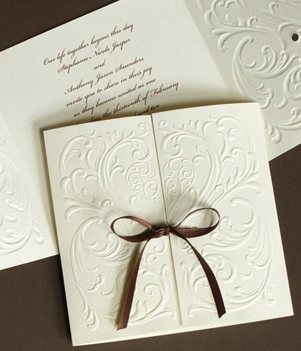 Приглашения на свадьбу своими руками: идеи и мастер-классы с 60
