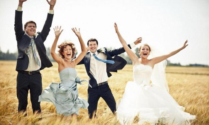 Нужны ли свидетели на свадьбе